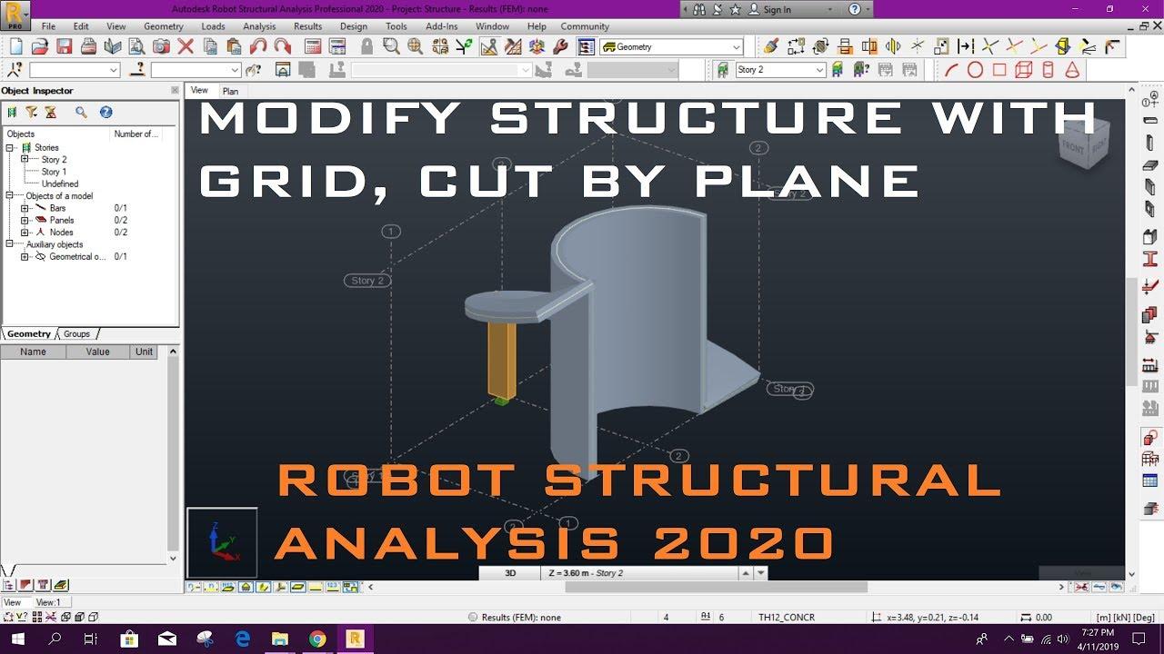 AUTODESK ROBOT STRUCTURAL ANALYSIS 2020:TIPS - Revit news