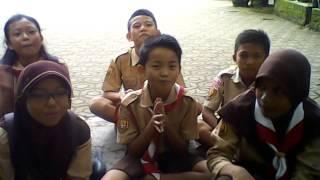 Hitam-hitam bersejarah by PramukA Penggalang SDN Cipadung 3