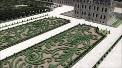 Le château de Chaville restitué en 3D