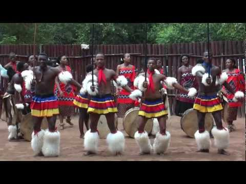 SWAZILAND - Songs and Dances -Complete version_ by Stési Julag.wmv