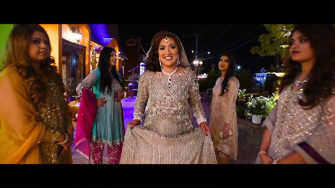 PAKISTANI WEDDING HIGHLIGHTS  INSHA & ORANGZEB  2017