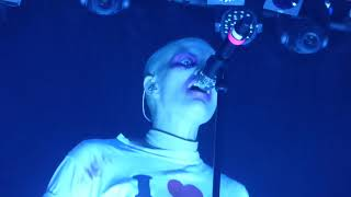 Fever Ray - Wanna Sip - The Troxy London - 20.03.18