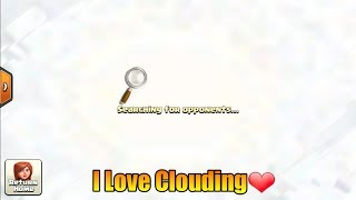 I Love Clouding❤Titan Pushing💪Base mil jare😂