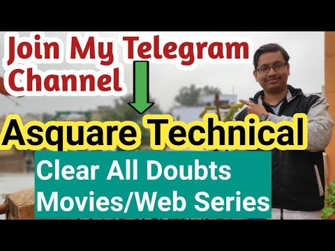 Telegram Web Series