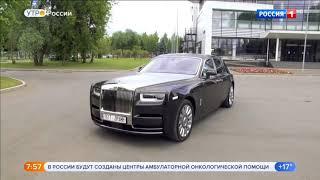 Rolls-royce новый Фантом.Самый дорогой автомобиль.Тест драйв.Видео обзор.Характеристики,цена.