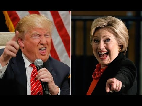 Trump Vs. Hillary: The Most Negative Campaign Of All Time?