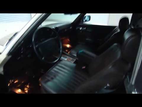 1989 Mercedes Benz 560 North Star Motors Inc Houston