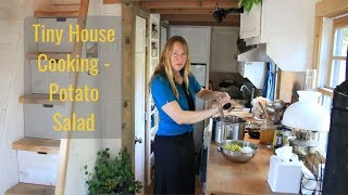 Tiny House Cooking - Rich & Creamy Potato Salad
