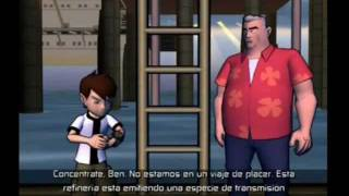 Ben 10 Protector Of Earth - Parte 17 - Español