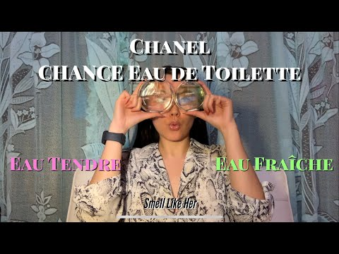 Chanel Chance Eau