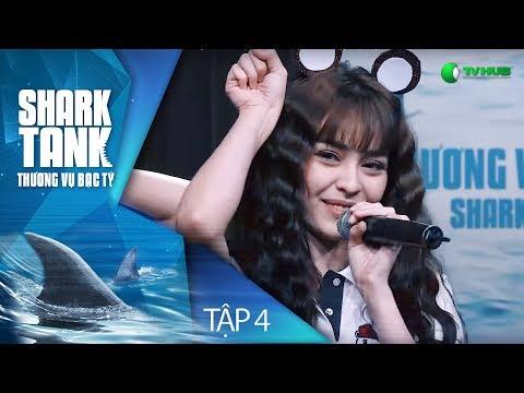 Chấp Nhận Cầm Nhà Để Nhận Đầu Tư |Shark Tank Việt Nam Tập 4 [Full]
