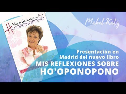 """Mabel Katz: Presentación en Madrid del Nuevo libro: """"Mis"""