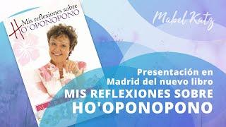 Mabel Katz: Presentación en Madrid del Nuevo libro: \