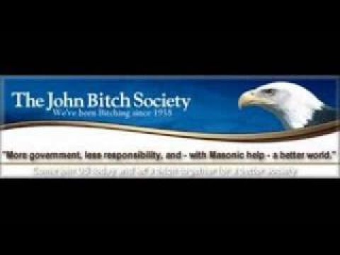 Origins Of The John Birch Society And Its Connections To Military Inteligence And Aryan Na