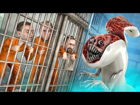 cazadores-scp---¡¡escapando-de-una-cÁrcel-custodiada-por-bridge-worm-(el-gusano-del-puente)!!---gmod