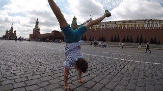 Москва//Зоопарк//Вверх тормашками.