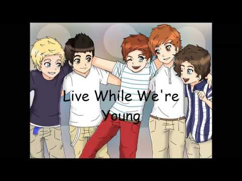 Nightcore - Live While We're Young