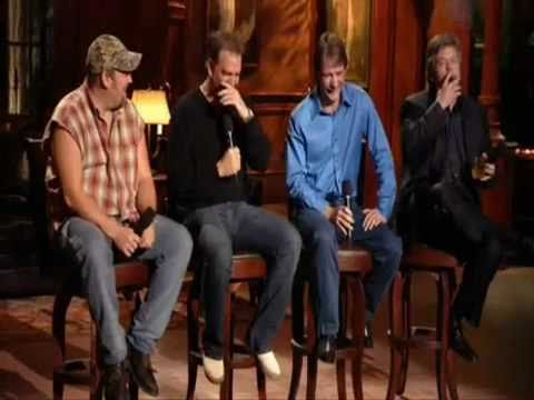 Blue Collar Comedy Tour  The Guys' Favorite Jokes Larry The Cable Guy