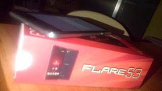 Cherry Mobile FLARE S3 Unboxing PLUS Notes