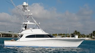 2013 60' Spencer Yachts