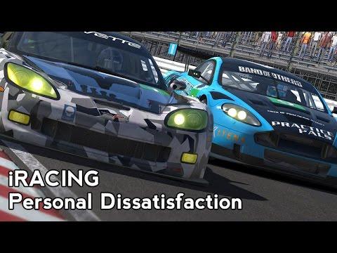 iRacing : Personal Dissatisfaction (C6R GT1 P/GT @ Suzuka)