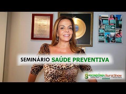Cantora Sula Miranda No Seminário Saúde Preventiva Em Ji-Paraná  Venha Participar