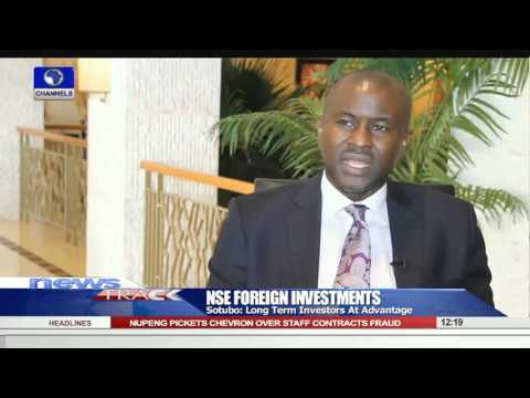 Expert Says Long Term Investors At Advantage In NSE Foreign Investments