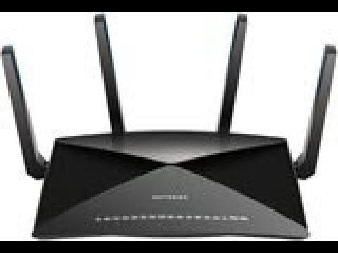 Netgear router settings best options