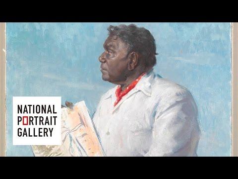Portrait Story: Albert Namatjira
