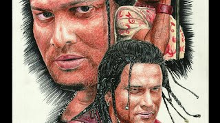 Drawing Zubeen Garg/ heartthrob of assam