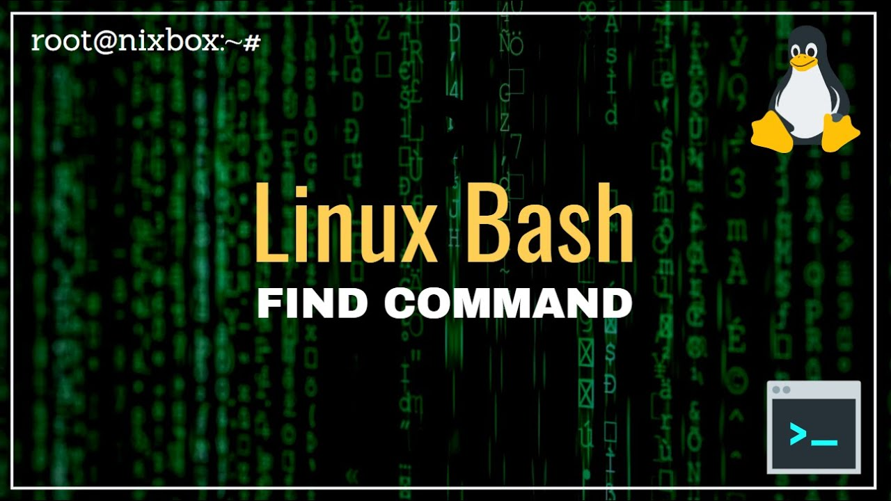 How to Use Find Command in Linux Bash with 15 Example