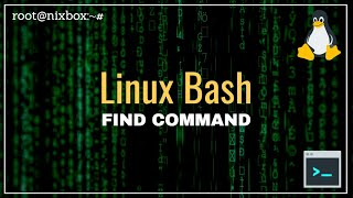 How to Use Find Command in Linux Bash (15 Examples)