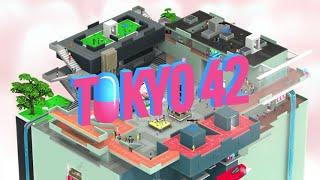 TOKYO 42: TRAILER - PS4 2017
