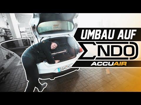 HOLYHALL | UMBAU AUF ENDO-CT UND AIRLIFT 3H STEUERUNG