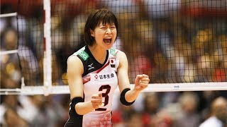 Saori Kimura Made 31 Points in One Match | Amazing Actions (HD)