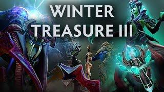 DotA 2 - Winter Treasure III [Сундук к Shanghai Major 3]