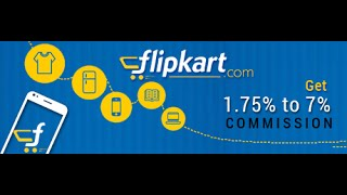 Do Shopping From Flipkart Through Champcash and Get Income