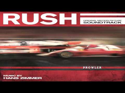 Rush - I Could Show You If You'd Like (Soundtrack OST HD)