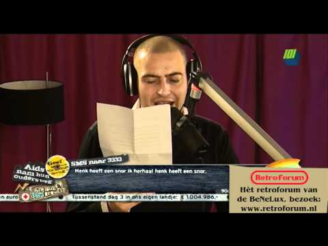 SR2010: Lange Frans rapt Zing voor me met echte verhalen - Serious Request 2010