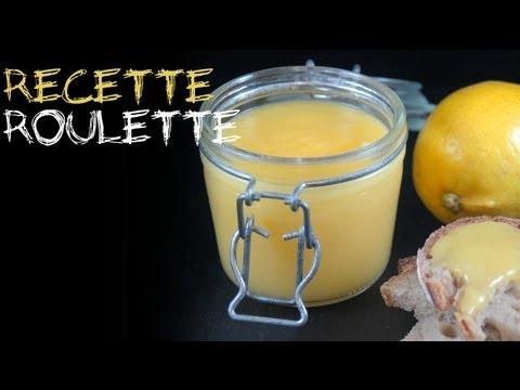 Recette : Lemon Curd !