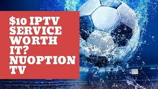 REVIEW OF THE TOP IPTV SERVICE 2019 1,000+ SPORTS & PREMIUM CHANNELS ANDROID FIRESTICK