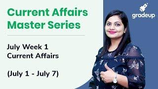 साप्ताहिक वन लाइनर्स अपडेट (1-7) जुलाई 2019: अभी डाउनलोड करें