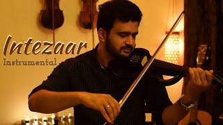 Intezaar - Mithoon Ft. Arijit Singh & Asees Kaur - Instrumental Cover - Anic Prabhu