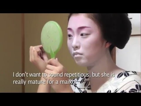 Real Geisha Real Women 2009–Documentary–Complete Film, English Subtitles