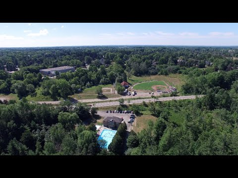 Flying over Hamilton Conservation Areas!!! Aaron Gets a Drone! Nothin' Much Vlog! 89
