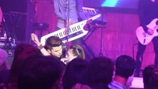 Adam Lambert - Kickin In -  Bleaulive - Miami Beach, FL 11/30/13