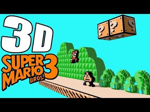 3D Super Mario Bros. 3 (World 1)