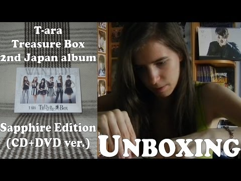 kara japan 2nd album super girl unboxing and packaging review