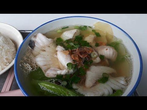 Upper Serangoon Rd. First Street Teochew Fish Soup,Yi Dian Xin Hong Kong Dim Sum.Yong's Teochew Kueh