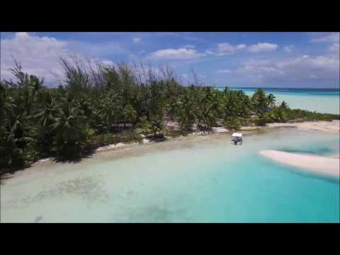 The Fakarava Blue Lagoon Tour in French Polynesia